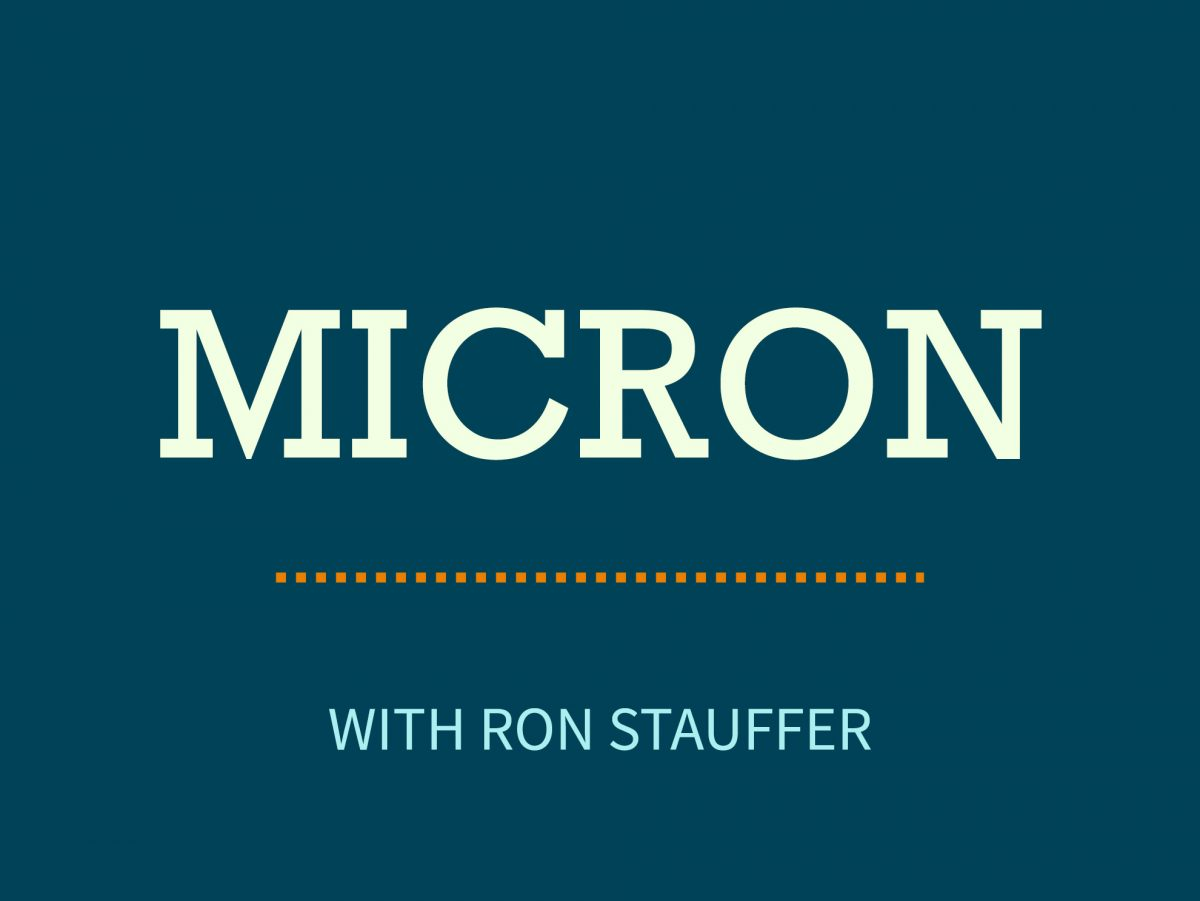 Micron Podcast cover art